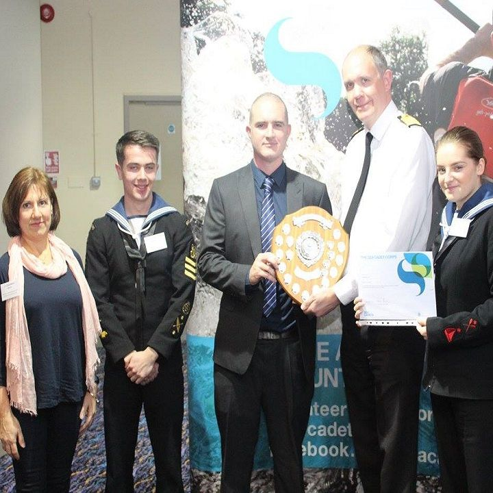 Southern Area Winners - Duke of Edinburgh Award